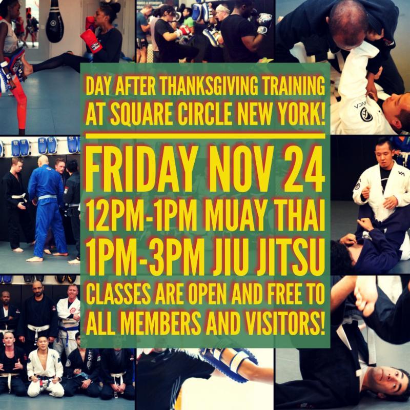 Muay Thai | Square Circle New York