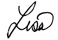Lisa Signature New
