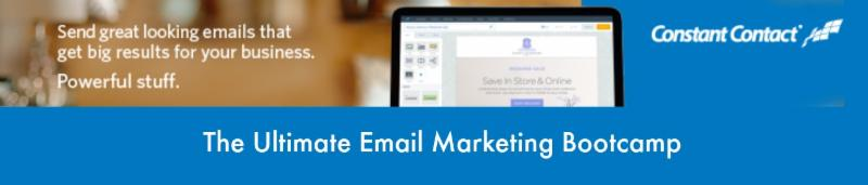 The Ultimate Email Marketing Bootcamp