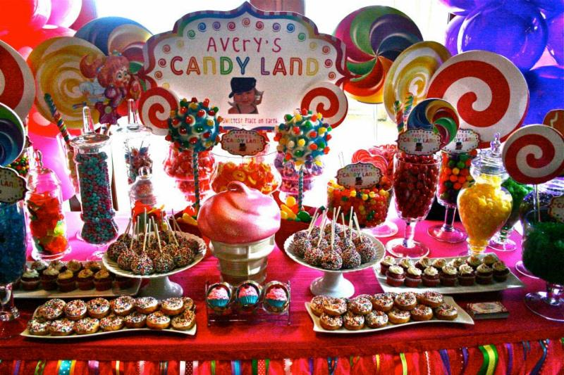 Creating the Perfect Mitzvah Candy Table – www mitzvahlist com
