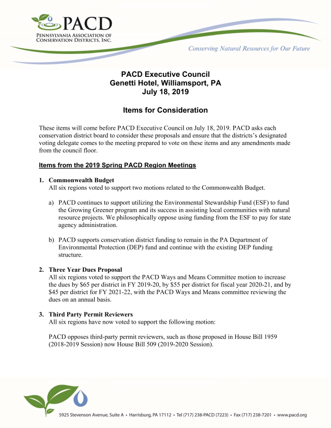 PACD_Executive_Council_Items_July_2019