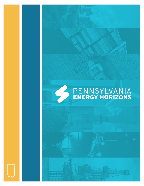PA Energy Horizons Report - Cover