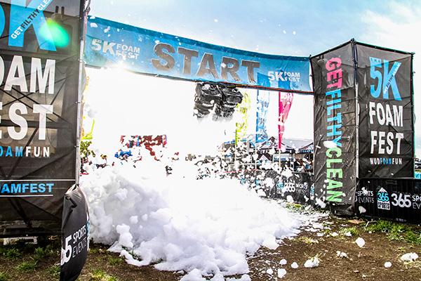 5K Foamfest image