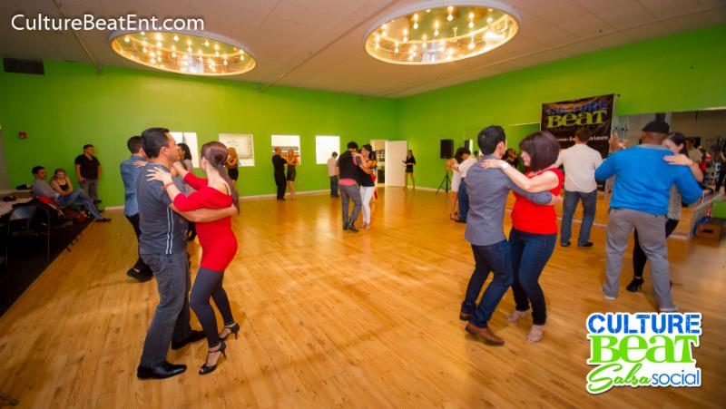 FREE Salsa Workshop!