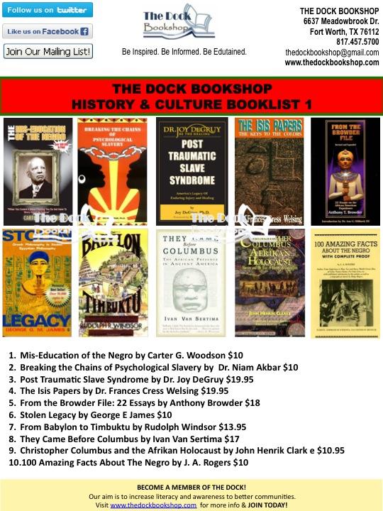 history  u0026 culture classics booklist 1