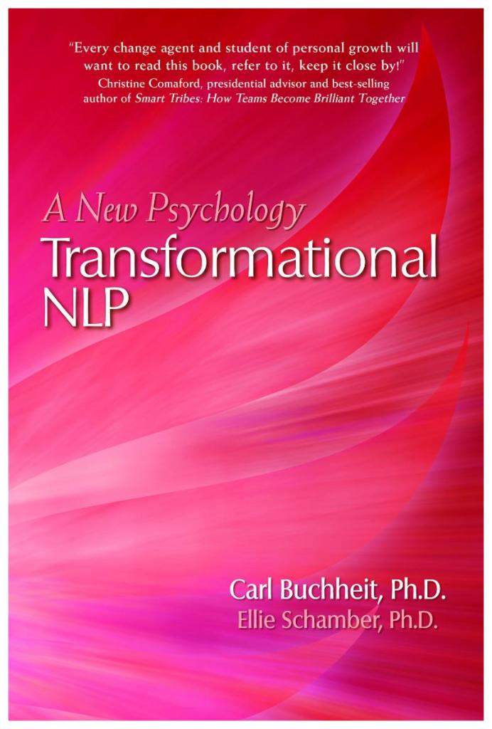 Transformational NLP bookcover