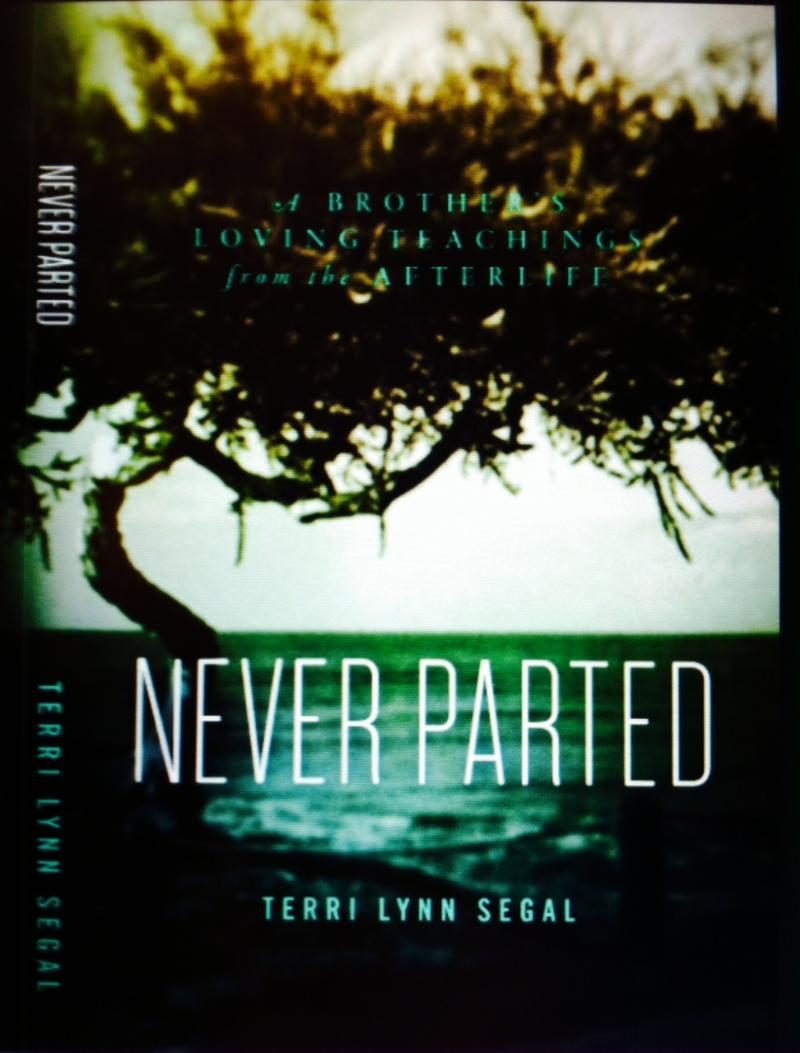Never Parted bookcover