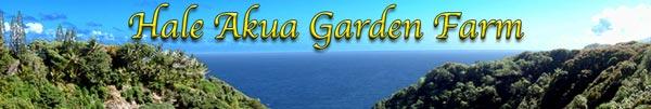 Hale Akua Garden Farm header