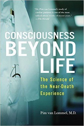 Consciousness Beyond Life bookcover