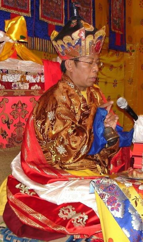 Tulku Sang-ngag Rinpoche