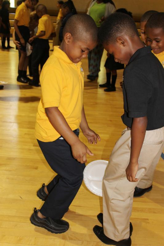 Elementary 1st Week games