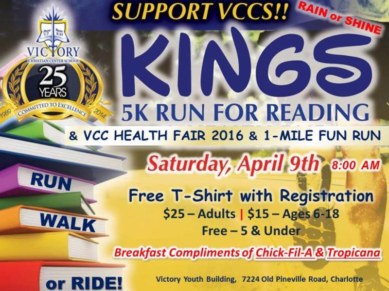 5K Run for Reading