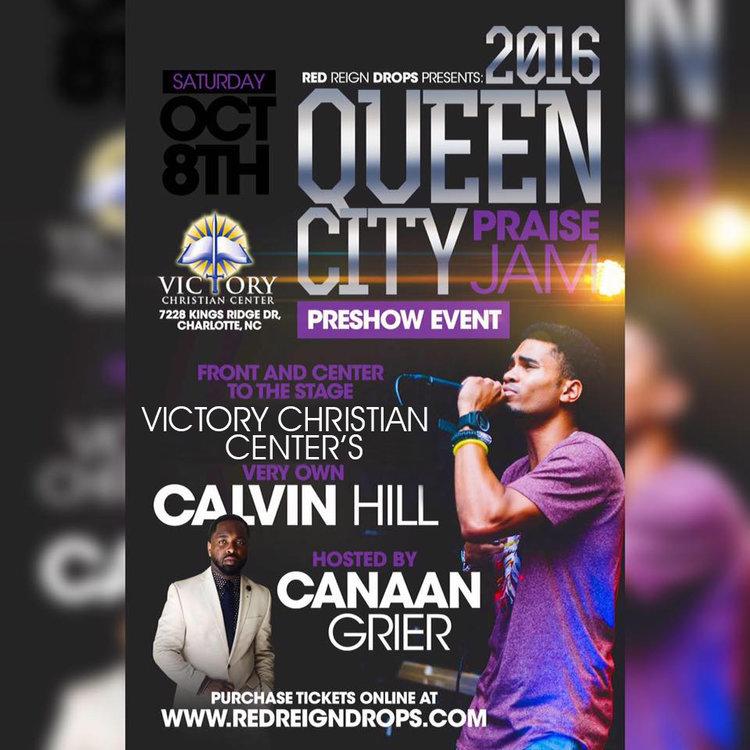 Calvin Hill  Praise Jam
