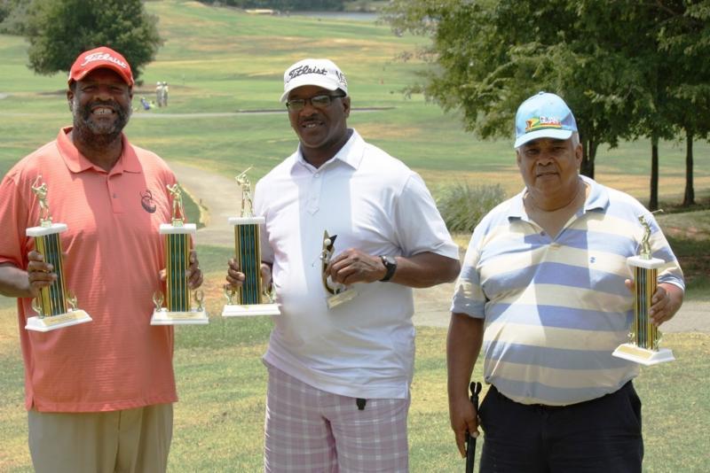 2016 Golf Classic Winners