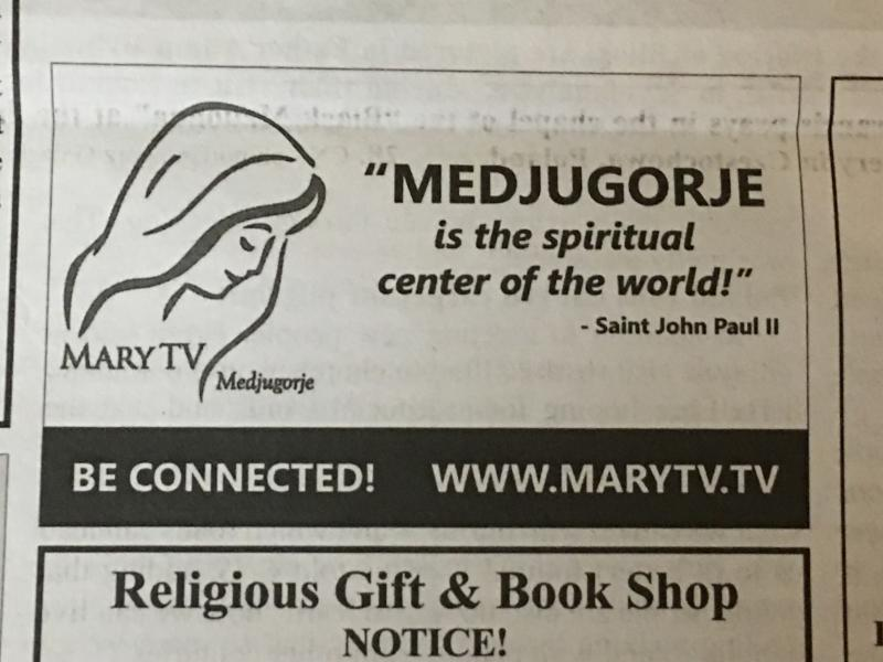Mary TV Ad