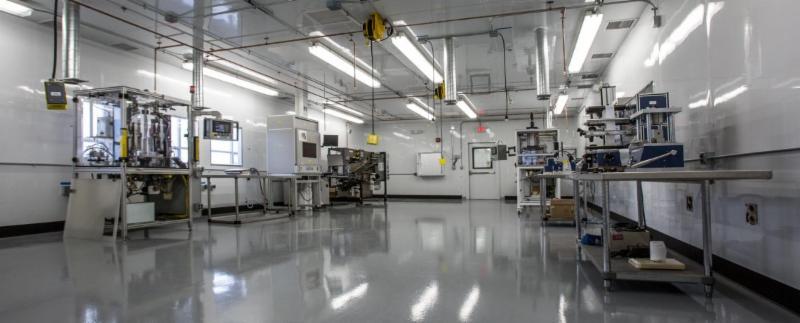 Kodak_s new cell assembly center