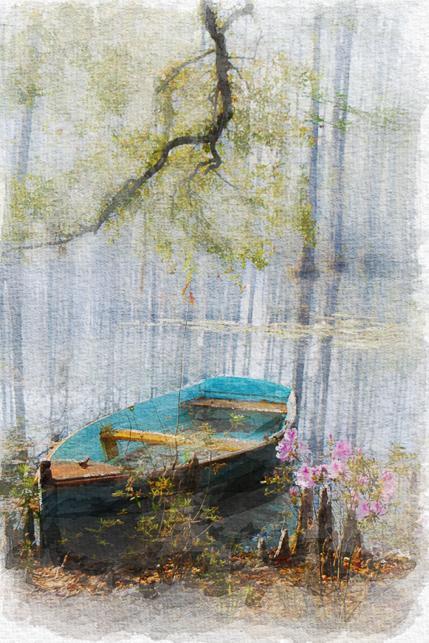 Digital Painting by Sue Bloom