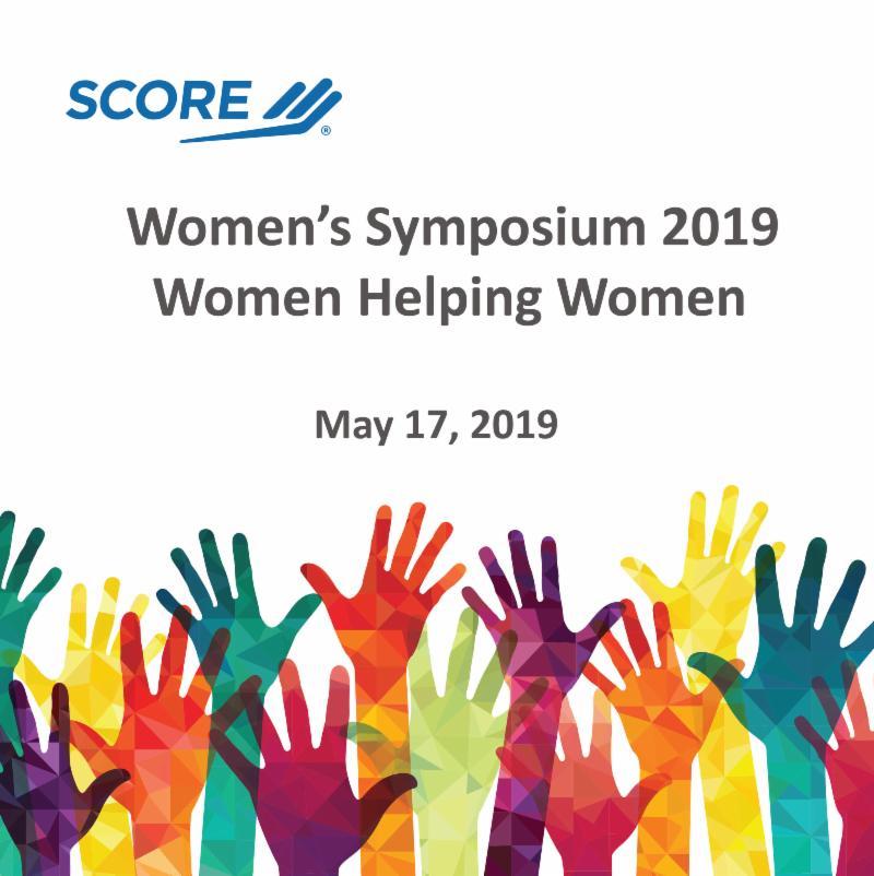 Women's Symposium 2019