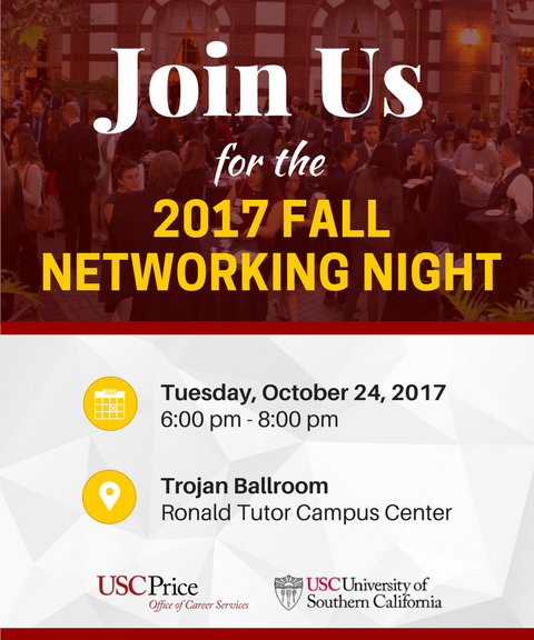 Fall Networking Night
