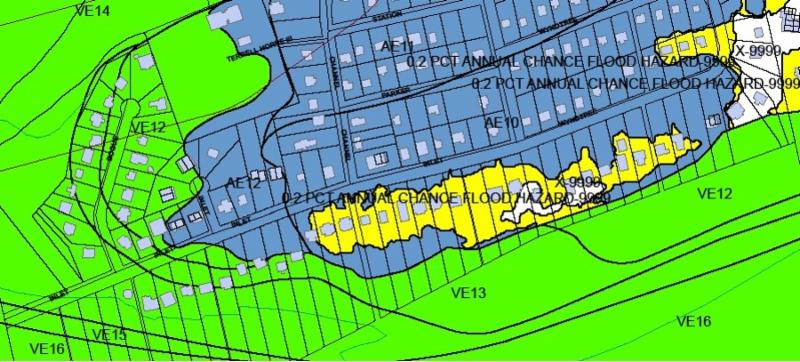 New Flood Insurance Rate Maps FIRMs Released For Carteret County - Nc flood maps