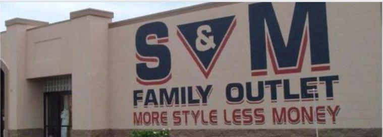 S M Clothing Store Beaumont Tx