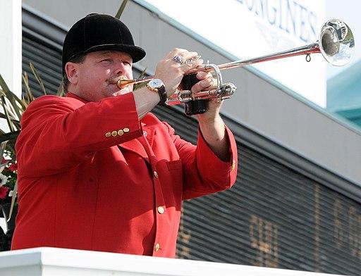 Derby Bugler