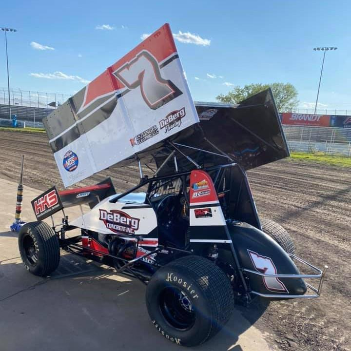 henderson makes second consecutive a main start against stout field to open 2020 season stlracing com stlracing com