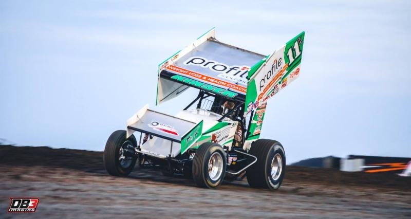Kraig Kinser Scores Top-Five Finish During Texas Outlaw