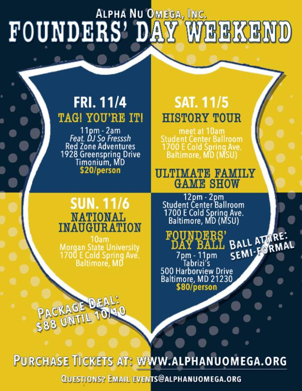 Founders' Day Weekend 2016