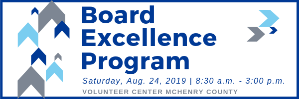 Board Excellence Program by VCMC_ on Saturday_ August 24_ 2019
