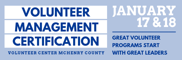 Volunteer Management Certification
