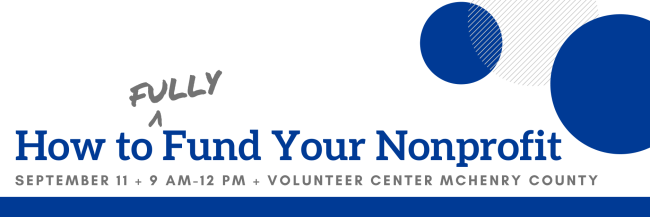 How to Fund Your Nonprofit Workshop