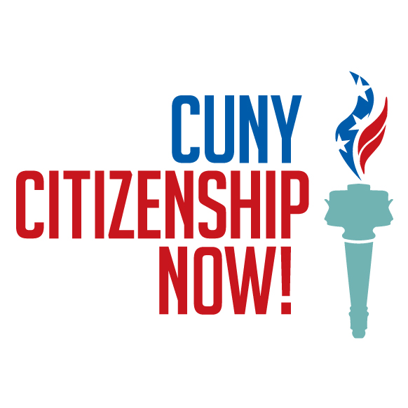 Logo for CUNY Citizenship Now!