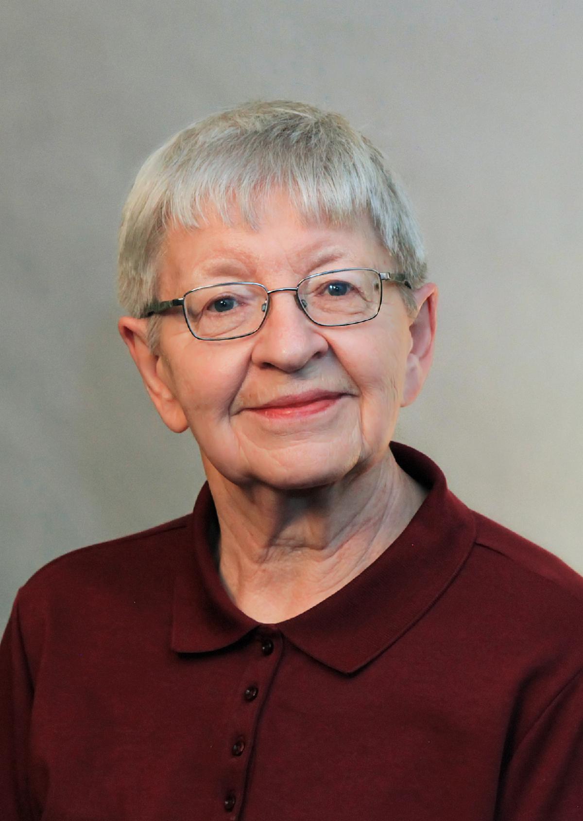 Ms. Fran Hogan