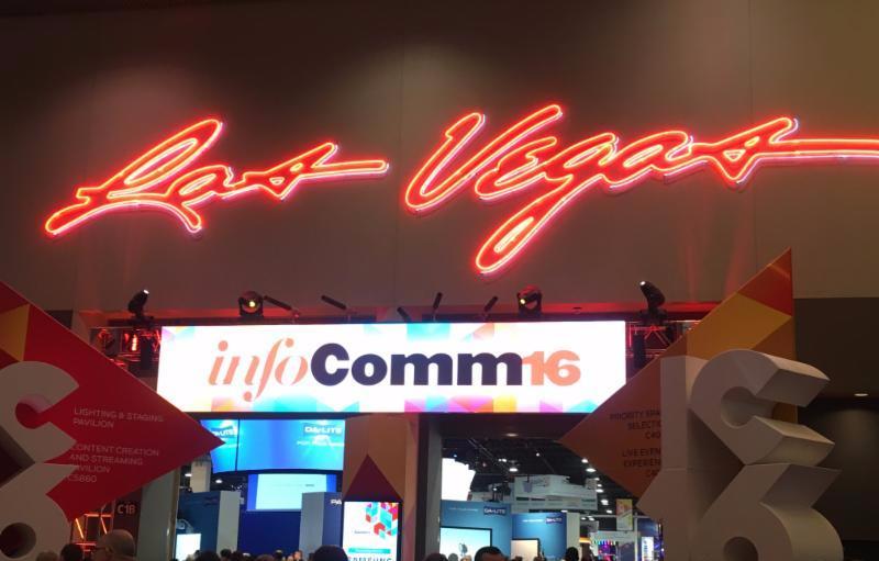 InfoComm 16