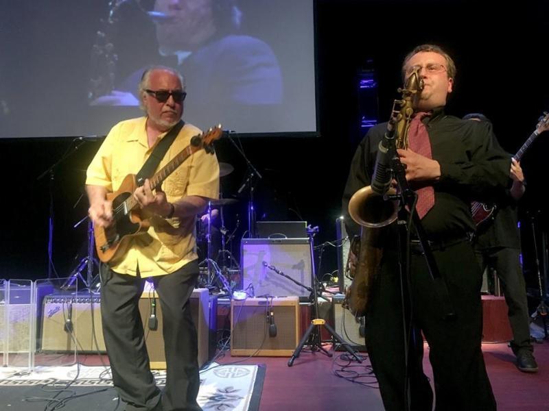 Bob Margolin & Seth Kibel, photo by Beth Harrison