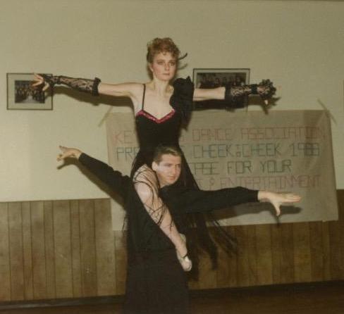 Fierce Tango w Sabrina