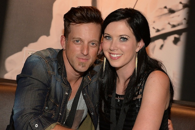 Kiefer and Shauna ThompsonSquare