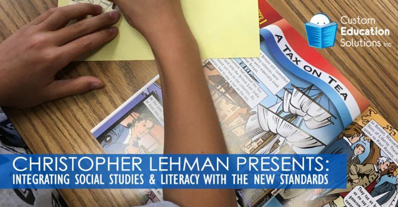 Integrating Literacy _ Social Studies at Custom Ed