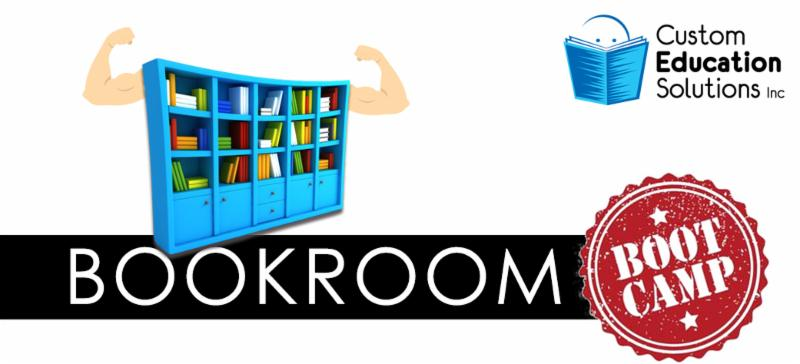 Bookroom Bootcamp at Custom Ed