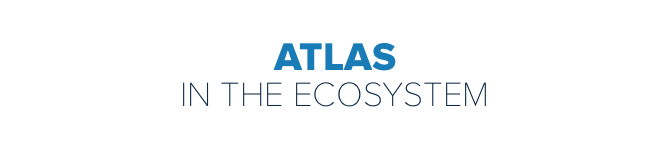Atlas in the ecosystem