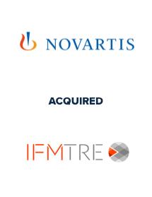 Novartis acquired IMFTRE