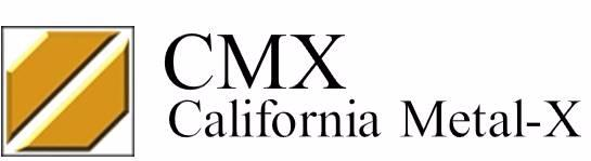 CMX California Metal-X