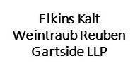 Elkins Kalt Weintraub Reuben Gartside LLP
