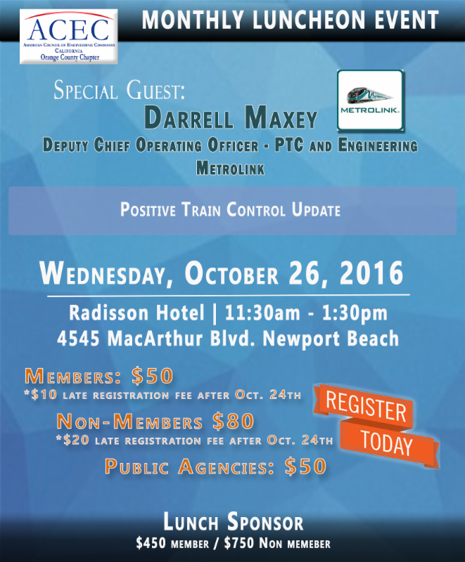 Metrolink Newport Beach