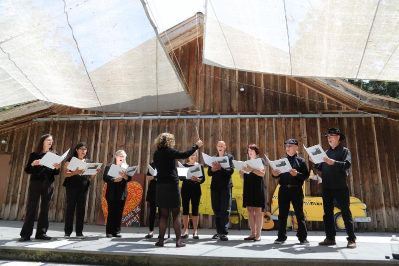 Fort Ross Choir