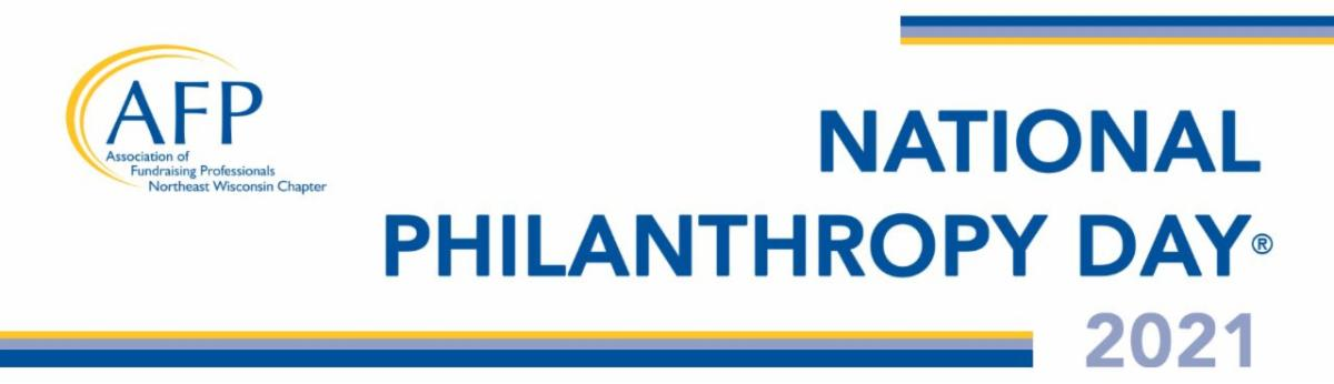 National Philanthropy Day 2021