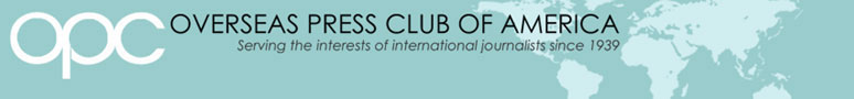 The Overseas Press Club of America
