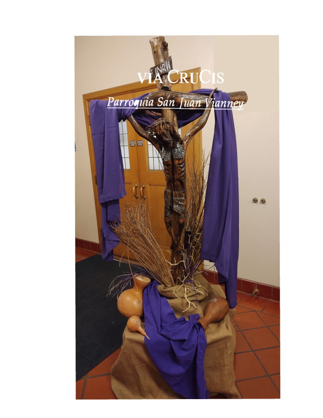 Via Crucis Oración para Viernes en la tarde