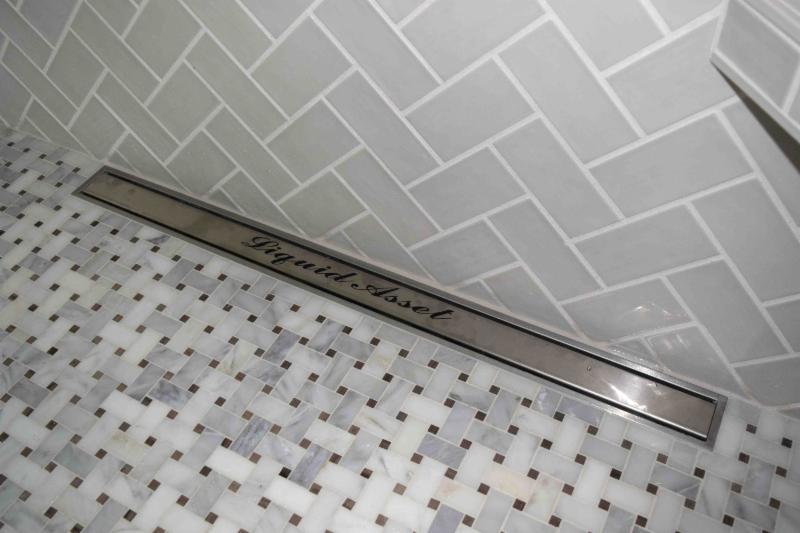 Brooks Bathroom Shower